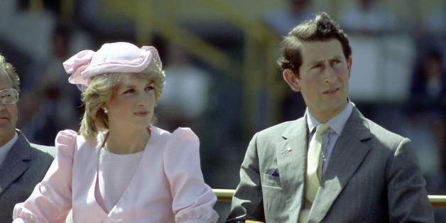 Diesen traurigen Satz sagte Prinz Charles, als er von Dianas Unfall erfuhr