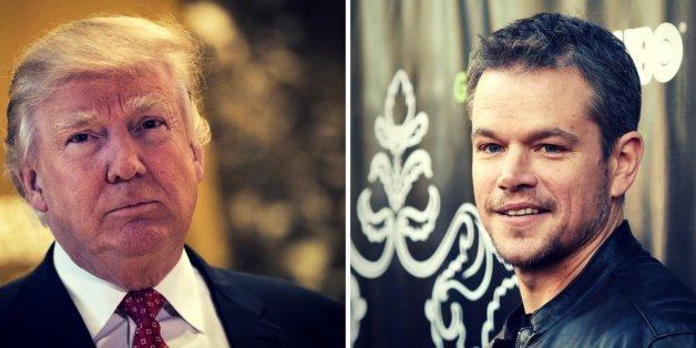 """Matt Damon verrät den peinlichen Grund, warum Donald Trump in """"Kevin - Allein zu Haus 2"""" zu sehen ist"""