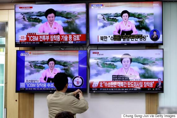 north korea tv news