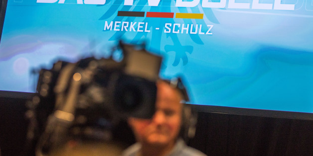 LIVE-BLOG zum TV-Duell: Linken-Spitzenkandidat Bartsch guckt lieber Volleyball-Finale