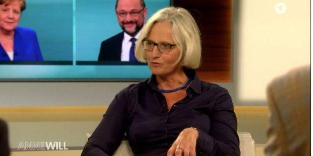 """""""Drittel des Landes wird nicht abgebildet"""": """"Spiegel""""-Journalistin fällt bei """"Anne Will"""" vernichtendes Urteil über das TV-Duell"""