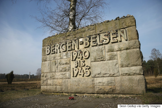 bergenbelsen concentration camp