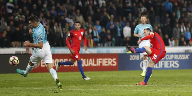 England und Slowakei kämpfen um die WM-Qualifikation - auch im Live-Stream