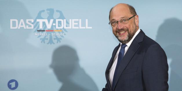 Kanzlerkandidat Martin Schulz hat einen Satz gesagt, der elektrisiert