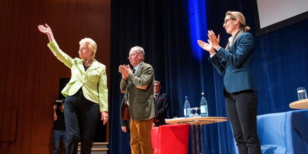 Wenn Rassisten lachen: Gauland und Steinbach machen üble Witze über Integrationsbeauftragte Özuguz