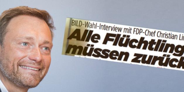 """""""Wahlkampf first, Bedenken second"""" - Kritiker werfen FDP-Chef Lindner vor, in AfD-Gefilden zu fischn"""