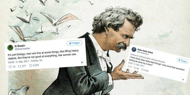 Mark Twain und die Tweets
