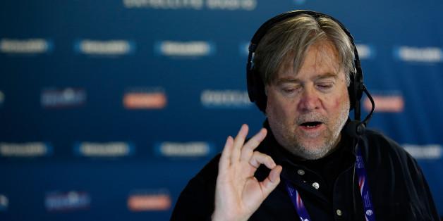 """""""Ich bin Trumps 'Wingman'"""": Ex-Berater Bannon spricht in einem Interview über seine künftigen Pläne"""