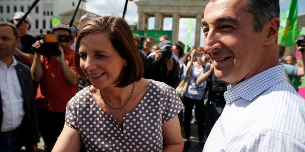 Wieso die Grünen zum Überraschungssieger der Wahl werden könnten – und viele Deutsche das begrüßen