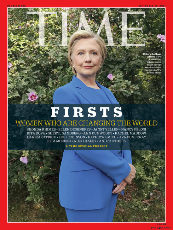 hillary rodham clinton time magazine cover