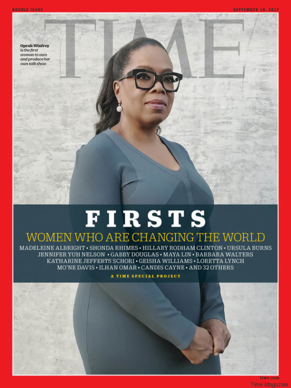 oprah winfrey time magazine cover