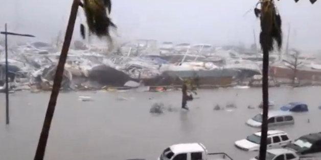 Irma: 5,6 millions de personnes appelées à évacuer la Floride