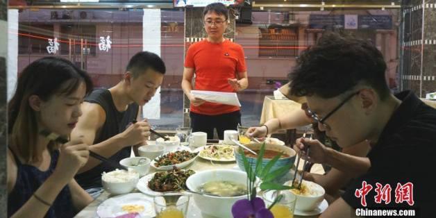 A Fès, ce restaurateur chinois fait son beurre