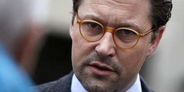 CSU-Generalsekretär Scheuer knüpft Regierungsbildung mit der CDU an die Flüchtlingsobergrenze