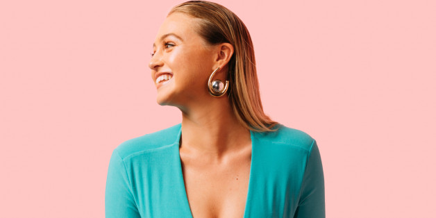 NEW YORK, NY - SEPTEMBER 08:  Model Iskra Lawrence poses for a portrait during the Daily Front Row's Fashion Media Awards at Four Seasons Hotel New York Downtown on September 8, 2017 in New York City.  (Photo by Zack DeZon/Getty Images)