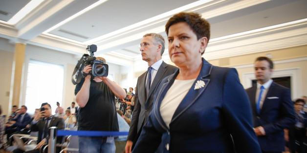 Warum Polen auf einmal Milliarden von Deutschland haben will