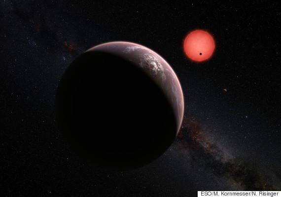 exoplanet moon