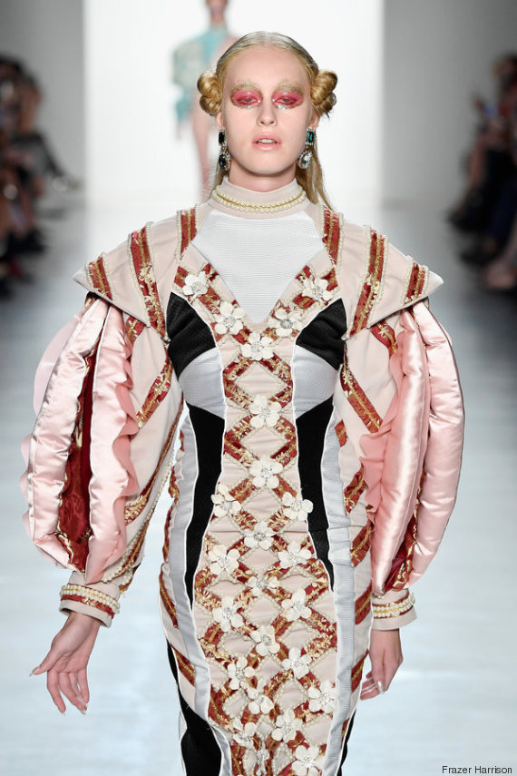 namilia new york fashion week