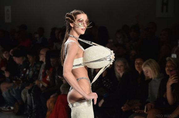 fashion week new york namilia