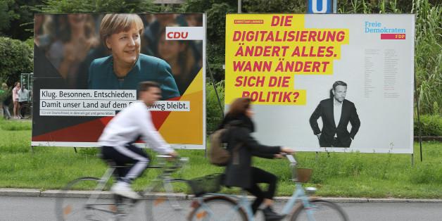 Deutschland hat nach der Wahl drei Optionen – und alle wären schlecht für die Republik