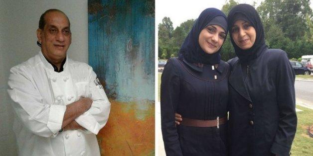 Das Foto wurde von Ghazal und den Bakri Schwestern bereit gestellt