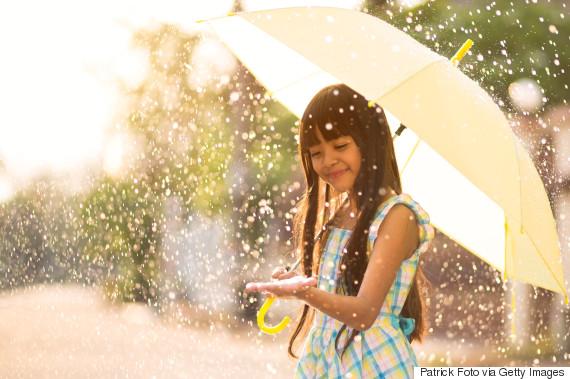 rain happy