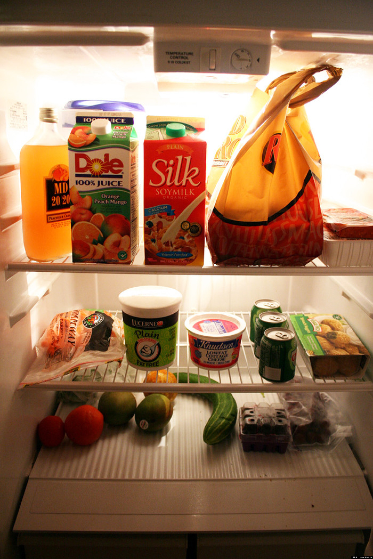 & Power Outage Food Safety: What To Toss And What To Keep | HuffPost