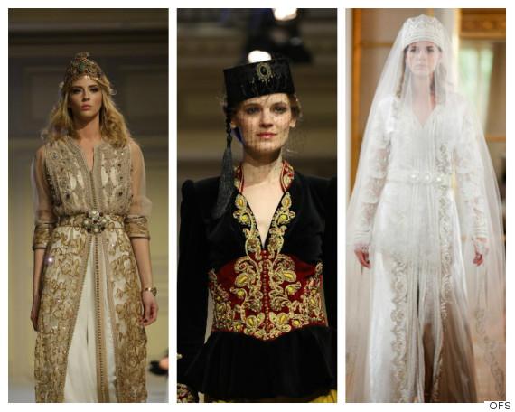 oriental fashion show