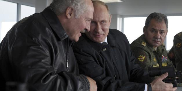 """Russlands Militärmanöver """"Sapad"""" ist im vollen Gange - ein Ex-Soldat erklärt, was Putins eigentliches Ziel ist"""