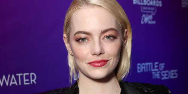TORONTO, ON - SEPTEMBER 10:  Emma Stone attends Fox Searchlight's Toronto Film Festival Party on September 10, 2017 in Toronto, Canada.  (Photo by Todd Williamson/Getty Images for Fox Searchlight Pictures)