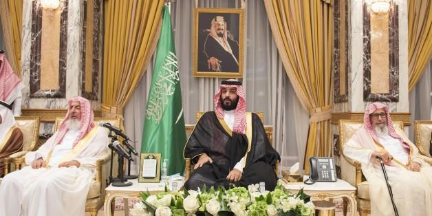 Le prince héritier de l'Arabie Saoudite, Mohamed Ben Salmane - Photo d'archive