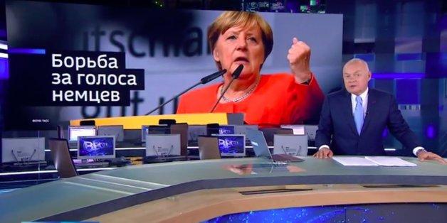 """""""Merkel kämpft um jede Stimme"""": Wie Russlands Medien auf die Bundestagswahl blicken"""