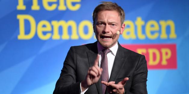 """""""Rennen zwischen FDP und AfD"""": Wie Lindner das Rennen um Platz 3 bei der Wahl für sich entscheiden will"""