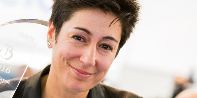 ZDF-Moderatorin Dunja Hayali geigt den Gegnern von ARD und ZDF ihre Meinung