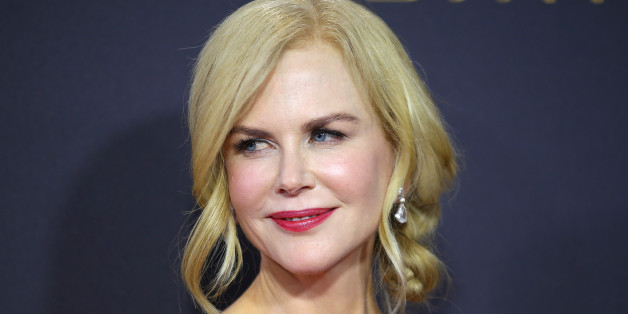 69th Primetime Emmy Awards – Arrivals – Los Angeles, California, U.S., 17/09/2017 - Nicole Kidman. REUTERS/Mike Blake