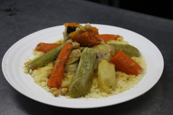 couscous sail eat