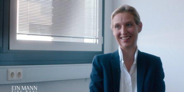 Alice Weidel bei Klaas Heufer-Umlauf