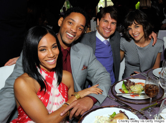 will smith tom cruise katie holmes jada pinkett