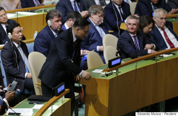 trump north korea united nations