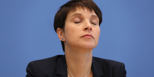 AfD-Sprecherin Frauke Petry