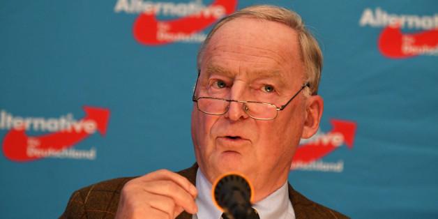 Alexander Gauland: AfD-Spitzenkandidat, der in Ostbrandenburg direkt in den Bundestag einziehen will