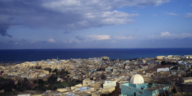 ALGERIA - MAY 05: View of Mostaganem, Algeria. (Photo by DeAgostini/Getty Images)