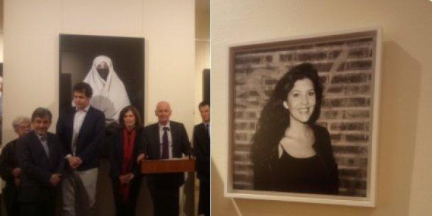 À Paris, la mairie du 4e arrondissement rend hommage à Leïla Alaoui