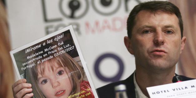 Gerry McCann wird gefragt, ob er seine Tochter Maddie getötet hat - seine Antwort wirft Fragen auf