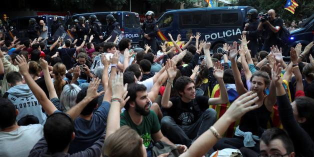 Konflikt um Katalonien: Wie eine verfassungswidrige Abstimmung eine politische und soziale Krise auslöst
