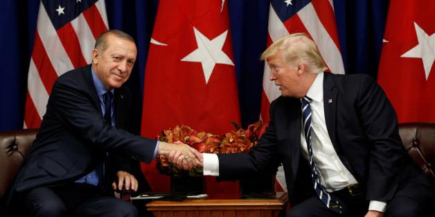 Erdogans Prügel-Truppe: Schon wieder drehen die Bodyguards des Präsidenten in den USA durch