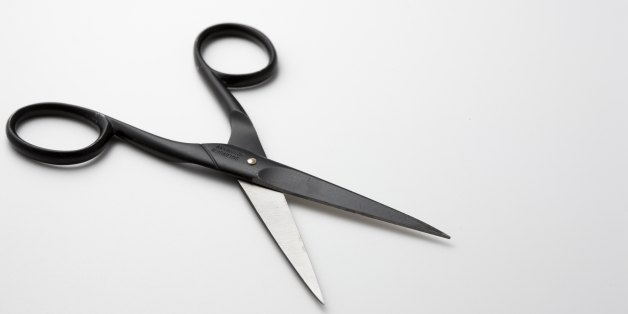 UNITED KINGDOM - JANUARY 25:  Pair of scissors  (Photo by Tim Graham/Getty Images)