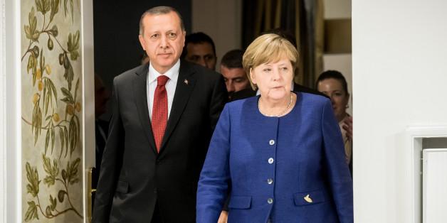 Erdogan und Merkel: Bald wieder Buddies?
