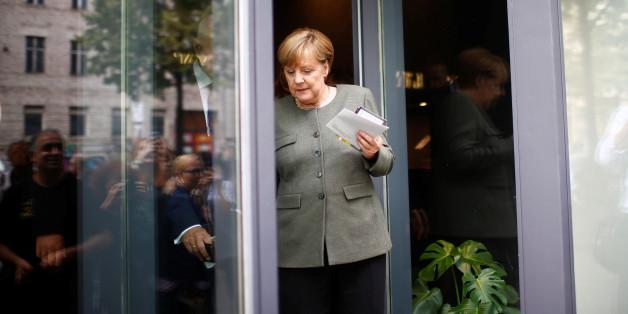 Von wegen klarer Wahlsieg: Wieso Merkel und die Union so kurz vor der Wahl doch noch zittern müssen