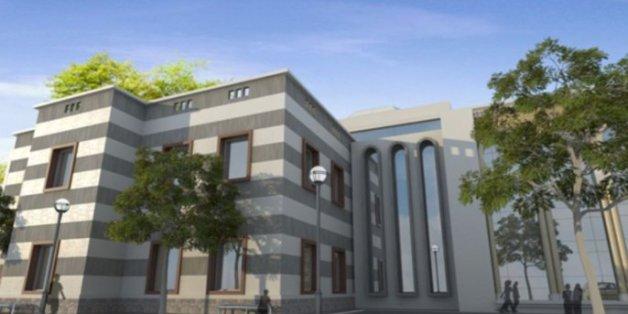 La nouvelle bibliothèque de Bab El Kantara à Constantine